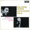 Brahms: Piano Concerto No.2/Vladimir Ashkenazy, London Symphony Orchestra, Zubin Mehta
