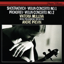 Shostakovich: Violin Concerto No. 1 / Prokofiev: Violin Concerto No. 2/Viktoria Mullova, Royal Philharmonic Orchestra, André Previn