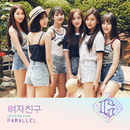 GFRIEND The 5th Mini Album 'PARALLEL'/Gfriend