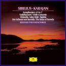 シベリウス:交響曲集、ヴァイオリン協奏曲、他/ヘルベルト・フォン・カラヤン