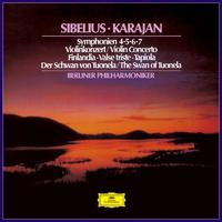 シベリウス:交響曲集、ヴァイオリン協奏曲、他