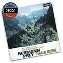 Wolf: Mörike-Lieder / Pfitzner: Eichendorff Lieder / Richard Strauss: Lieder/Hermann Prey, Gerald Moore