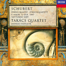 "Schubert: String Quartet No. 15; Piano Trio in E flat major ""Notturno""/Takács Quartet, Andreas Haefliger"