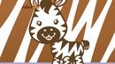 O Mistério Da Zebrinha / Apresentação De Rafa / Dica: Rafa Natureza (Lyric Video)/Animazoo