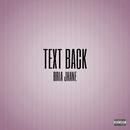 Text Back/Bria Jhane
