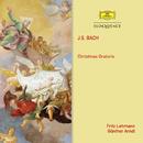 Bach: Christmas Oratorio/Fritz Lehmann, Günther Arndt, Berliner Philharmoniker, Helmut Krebs, Gunthild Weber, Sieglinde Wagner, Heinz Rehfuss