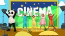 Ir Ao Cinema/Panda e Os Caricas