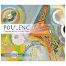 Poulenc: Complete Music For Solo Piano/Antony Gray
