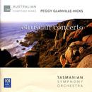 Glanville-Hicks: Etruscan Concerto/Tasmanian Symphony Orchestra, Richard Mills, Antony Walker