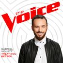 Treat You Better (The Voice Performance)/Gabriel Violett