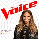 If I Ain't Got You (The Voice Performance)/Lauren Diaz