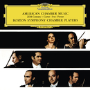 Carter: Sonata For Flute, Oboe, Violoncello And Harpsichord / Ives: Largo For Violin, Clarinet And Piano / Porter: Quintet For Oboe And String Quartet / Dvorák: String Quintet No.2 In G Major, Op.77, B.49/Boston Symphony Chamber Players