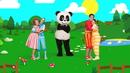 Canção Dos Abraços/Panda e Os Caricas