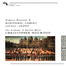 Venice Preserv'd/Christopher Hogwood, The Academy of Ancient Music