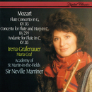 Mozart: Flute Concerto No. 1; Concerto For Flute & Harp/Irena Grafenauer, Maria Graf, Academy of St. Martin in the Fields, Sir Neville Marriner