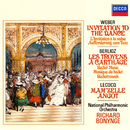 Weber: Invitation To The Dance / Lecocq: Mam'zelle Angot / Berlioz: Les Troyens Ballet Music/Richard Bonynge, The National Philharmonic Orchestra