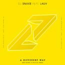 A Different Way (Bro Safari & ETC!ETC! Remix) (feat. Lauv)/DJ Snake