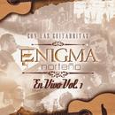 Con Las Guitarritas En Vivo (Vol.1)/Enigma Norteño