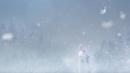ウィンターワンダーランド (映画『ムーミン谷とウィンターワンダーランド』主題歌)/サラ・オレイン