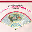 Bach, J.S.: Sonatas & Partitas for Solo Violin/Felix Ayo