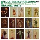 エルガー:エニグマ変奏曲、序曲<コケイン>/Sir Georg Solti, Chicago Symphony Orchestra