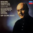 シェーンベルク:管弦楽のための変奏曲 作品31/ブラームス:ハイドンの主題による変奏曲/Sir Georg Solti, Chicago Symphony Orchestra