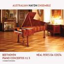 Beethoven Piano Concertos 1 & 3/Neal Peres Da Costa, Skye McIntosh, Australian Haydn Ensemble