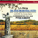 J.S. Bach: Orchestral Suites Nos. 1-5/Peter Schreier, Kammerorchester Carl Philipp Emanuel Bach