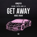 Get Away (HUGEL Remix) (feat. Ida Kudo, Peaceful James, AO)/Kongsted