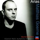 German Opera Arias/Matthias Goerne, Swedish Radio Symphony Orchestra, Manfred Honeck