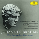 ブラームス:ドイツ・レクイエム 作品45/Gundula Janowitz, Eberhard Waechter, Berliner Philharmoniker, Herbert von Karajan, Wiener Singverein