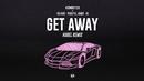 Get Away (HUGEL Remix  / Audio) (feat. Ida Kudo, Peaceful James, AO)/Kongsted
