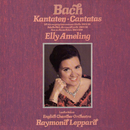 Bach, J.S.: Cantatas Nos. 52, 84 & 209/Elly Ameling, English Chamber Orchestra, Raymond Leppard