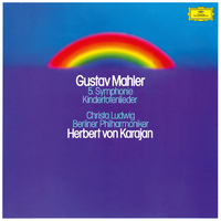 マーラー:交響曲第5番、亡き児をしのぶ歌/Christa Ludwig, Berliner Philharmoniker, Herbert von Karajan