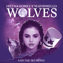 Wolves (Said The Sky Remix)/Selena Gomez, Marshmello