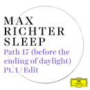 Path 17 (before the ending of daylight) (Pt. 1 / Edit)/Max Richter