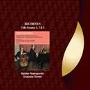 Beethoven: Cello Sonatas 1,3,5/Mstislav Rostropovich, Sviatoslav Richter