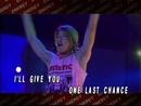 One Last Chance (Karaoke)/Energy