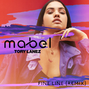 Fine Line (Remix) (feat. Tory Lanez)/Mabel
