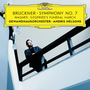 Bruckner: Symphony No. 7 / Wagner: Siegfried's Funeral March (Live)/Gewandhausorchester Leipzig, Andris Nelsons