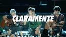 Claramente (Live In Mar Del Plata / 2018)/Chano!