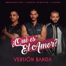 ¿Qué Es El Amor? (Versión Banda)/Daniel Elbittar, Espinoza Paz, Nacho