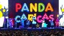 Fantasmas (Live)/Panda e Os Caricas