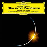 R.シュトラウス: 交響詩<ツァラトゥストラはかく語りき>、オーボエ協奏曲、ホルン協奏曲第2番/Berliner Philharmoniker, Herbert von Karajan