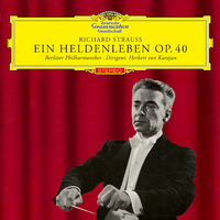 R.シュトラウス: 交響詩<英雄の生涯>/Berliner Philharmoniker, Herbert von Karajan