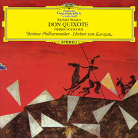 R.シュトラウス: 交響詩<ドン・キホーテ>/Pierre Fournier, Giusto Cappone, Berliner Philharmoniker, Herbert von Karajan