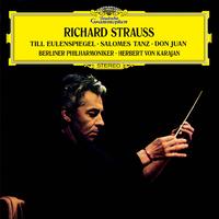 R.シュトラウス: 交響詩<ティル・オイレンシュピーゲルの愉快ないたずら>、<ドン・ファン>他/Berliner Philharmoniker, Herbert von Karajan