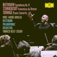 Beethoven: Symphony No. 8 in F Major, Op. 93 / Tchaikovsky: Francesca da Rimini, Op.32, TH 46 / Turnage: Piano Concerto