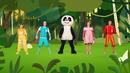 Jogo Dos Primatas/Panda e Os Caricas