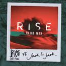 Rise (Jonas Blue & Eden Prince Club Mix) (feat. Jack & Jack)/Jonas Blue